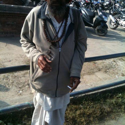 nepal-armer-alter-mann-2